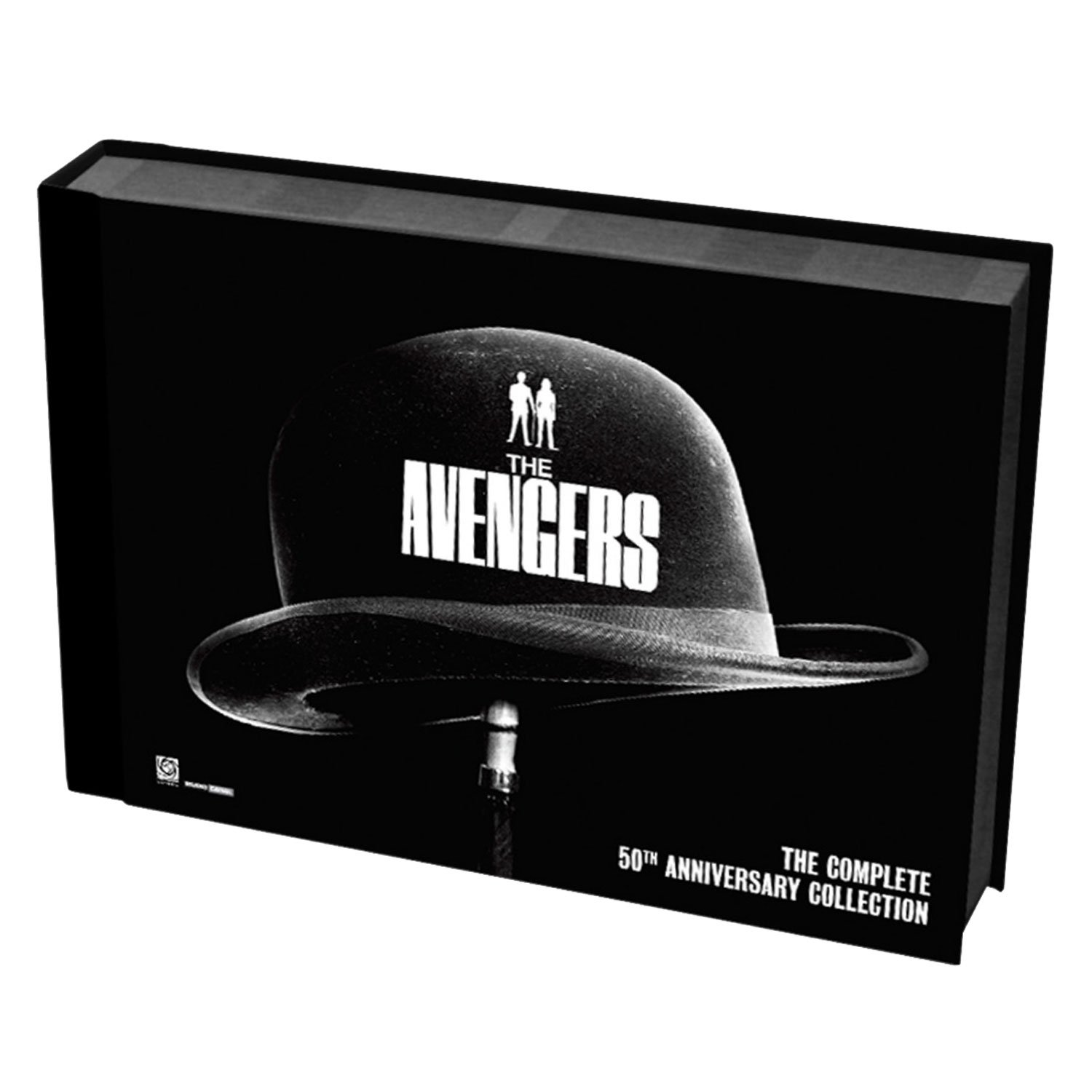the complete avengers 50th anniversary edition dvd