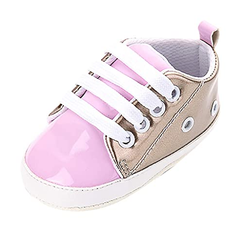Toddler Shoes,Baby Infant Kid Boys Girls Sneaker Soft Sole Bandage Canvas Shoes