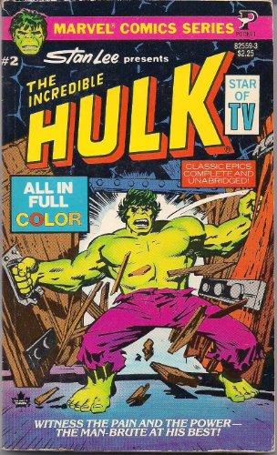 Stan Lee Presents The Incredible Hulk Volum 2 Paperback 1979 Pocket Books