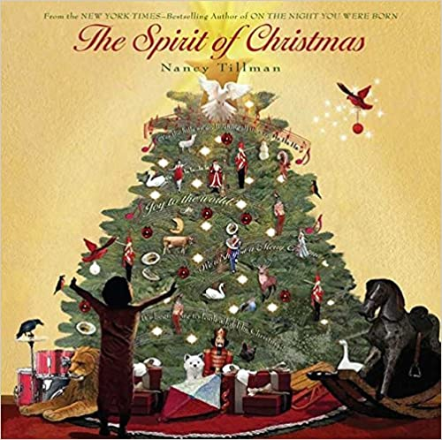 The Spirit of Christmas Book Cover