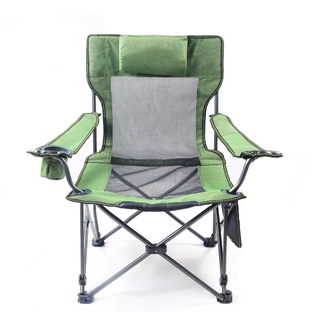 Im freien sitzen lüge dual klappstuhl angeln stuhl verstellbare liege tragbare strand stuhl mittagspause stuhl