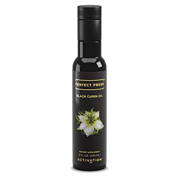 Activation Products, Perfect Press Black Cumin Seed Oil – Vegan, Organic  and Gluten Free Pure