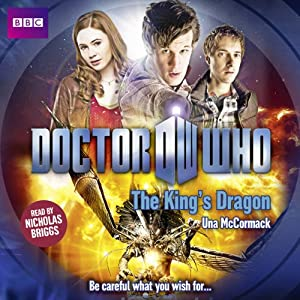 Doctor Who: The King's Dragon Audiobook