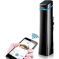 Sous Vide, WiFi App Cocina Precisión, Circulación de Temperatura, Cocinero Circulador, Silencioso y Preciso, Fácil Lavable ETEPON