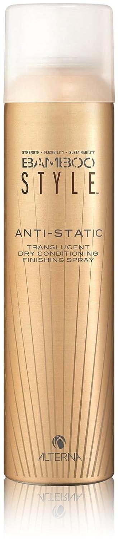 ALTERNA Bamboo Style - Anti-Static - Condizionatore a secco idratante Unisex, 150 ml, 1 pz. Alterna Haircare 48592