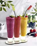 Reusable Boba Straws and Smoothie Straws with