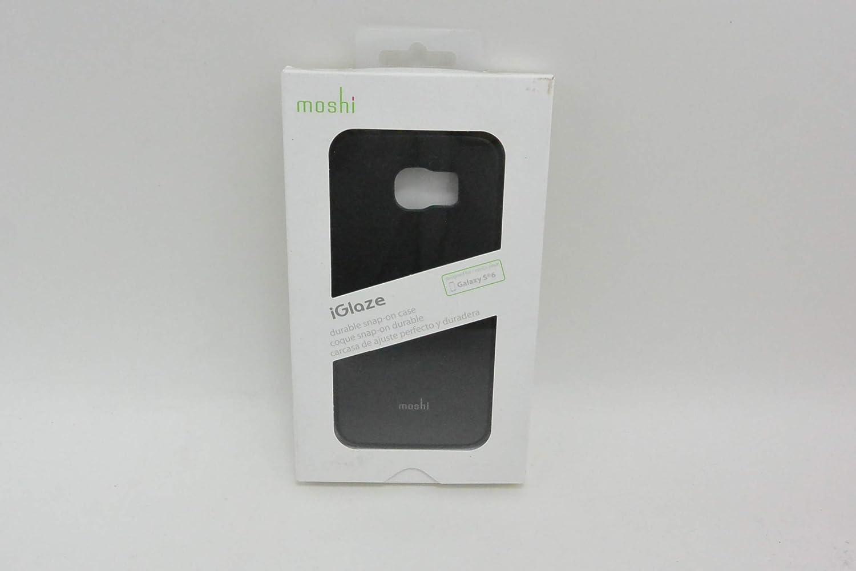 Moshi iGlaze Premium Slim Case for Samsung Galaxy S6 (Black - 99MO058003)