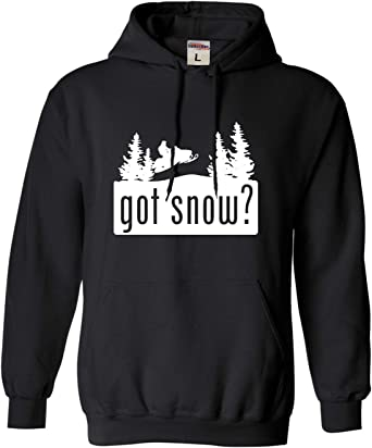 SLED HOODIE SWEAT SHIRT JUST RIDE YOUTH TODDLER SNOW MOBILE