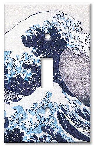 Art Plates (Art Plates - Hokusai: Great Wave Switch Plate - Single)