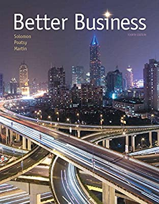 Better Business Plus MyBizLab with Pearson eText -- Access Card Package (4th Edition)