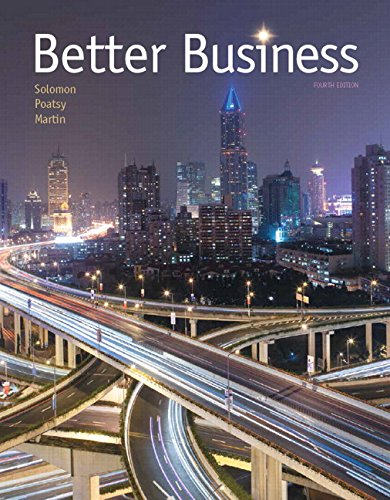 Price comparison product image Better Business Plus MyBizLab with Pearson eText -- Access Card Package (4th Edition)