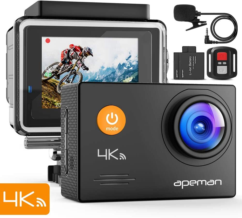 YI Lite Action Camera 4K WiFi
