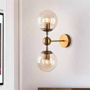 Applique Abcoll Double Moderne Murale Tête Lampe Minimaliste D29HIE