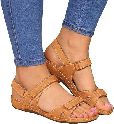 Womens Orthopedic Open Toe Sandals