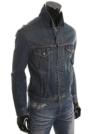 Levi S Chaqueta Hombre Jeans Red Tab Mod 70550 100% algodón ...