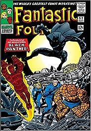 Fantastic Four (1961-1998) #52 (Fantastic Four (1961-1996)) (English Edition)
