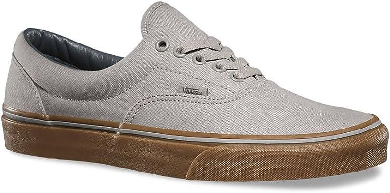 Vans Unisex Shoes Era Canvas Drizzle/Gum Sneakers