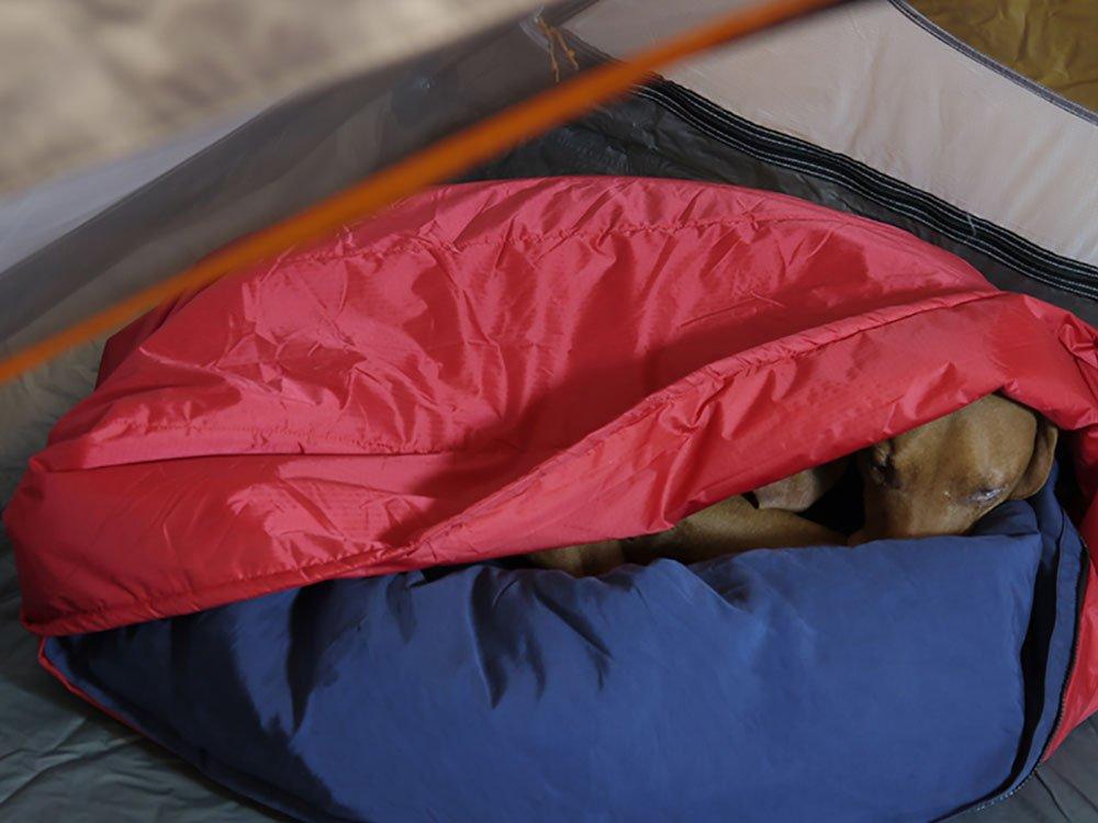 dog bed sleeping bag
