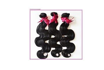 b92c4457aad63 Amazon.com   6A Grade Body Wave Brazilian Virgin Hair Sample