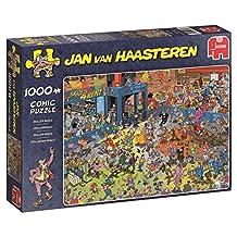 Jan van Haasteren The Roller Disco - 1000 pcs