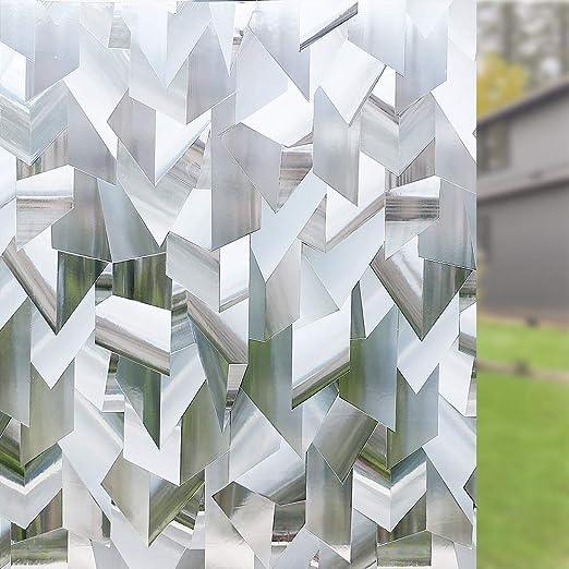 Creativa prueba del moho del patrón cristalino grande de hielo refracción de la película de cristal