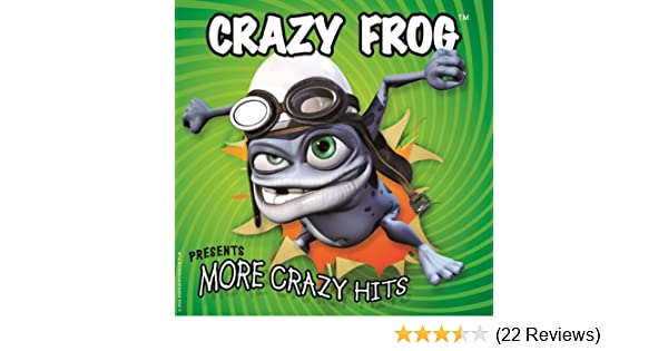 Crazy frog's 'we are the champions (ding a dang dong)' sample of.