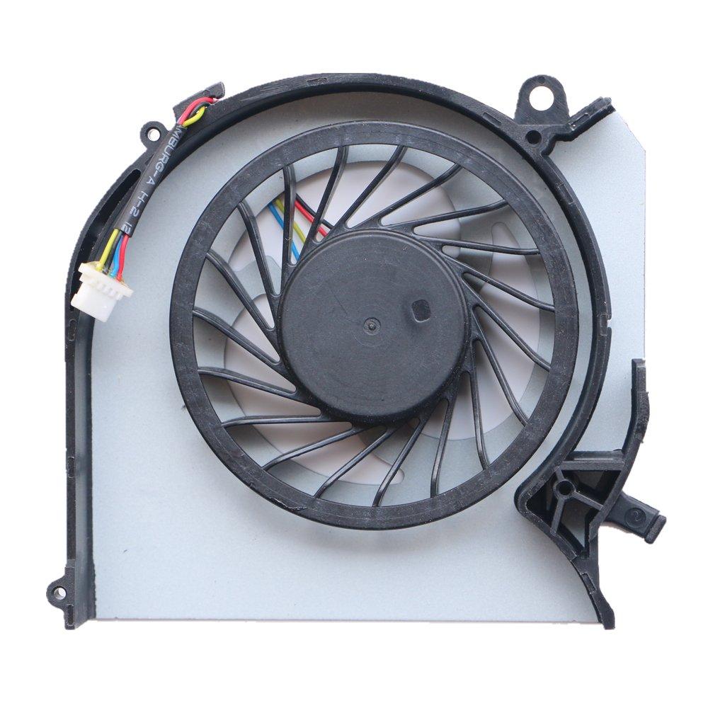 Cooler 682061-001 Para Hp Dv6-7000 Dv6-7002 Dv6t-7000 Dv7-7000 Dv7-7212nr Dv7-7223cl Dv7-7227cl Dv7-7230us Tpn-w108 Fan