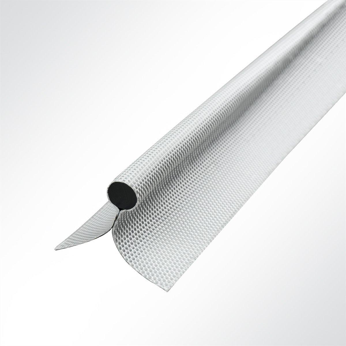 gris Argenté 12000 mm (L) LYSEL Tente Double épaisseur gris argenté 11,5 à 13,5 mm