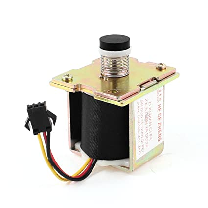 GLP calentador de agua a gas ensimismamiento válvula solenoide electromagnético DC 3V