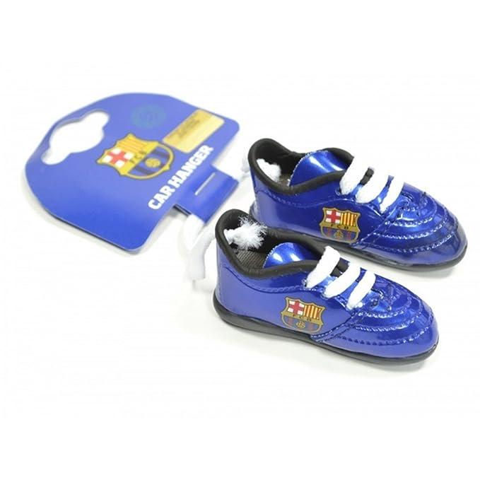 Amazon.com: FC Barcelona Botas coche percha de ropa, talla ...