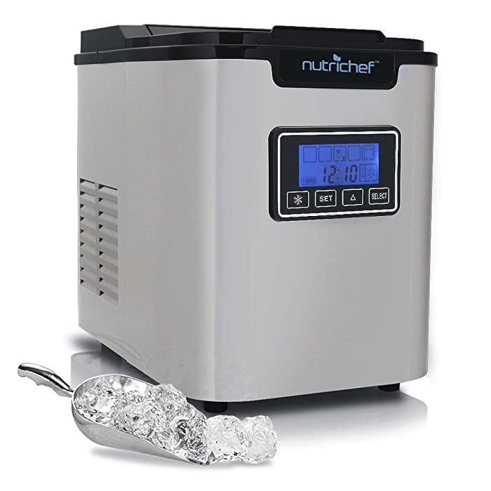 The Best Ice Maker Kitchenaid Kbfs22ecwh00