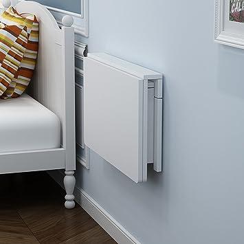 Amazon.de: Klappbare Wand-Drop-Blatt-Tisch Esszimmer Computer ...