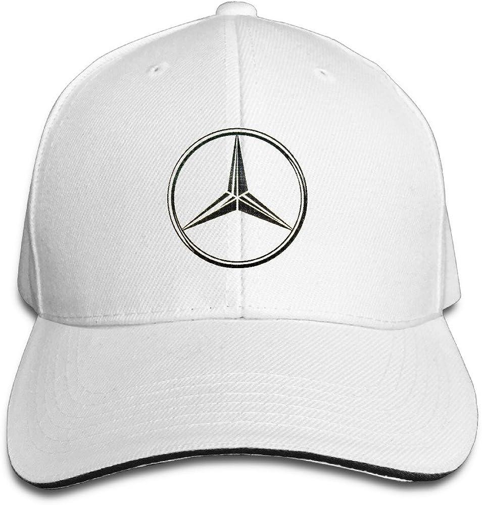 HmkoLo Mercedes Benz Sandwich Gorras de béisbol para Unisex ...