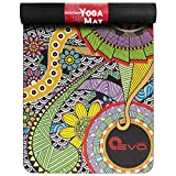 Yoga Mat 3mm - Thick Suede Workout Mat