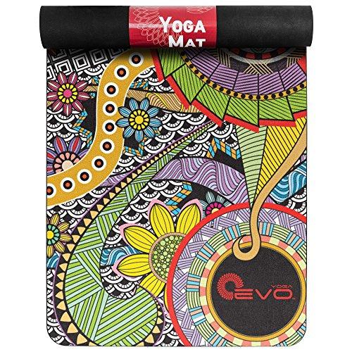 Luxury Sweat Grip Mat Towel: Top 10 Best Yoga Evo