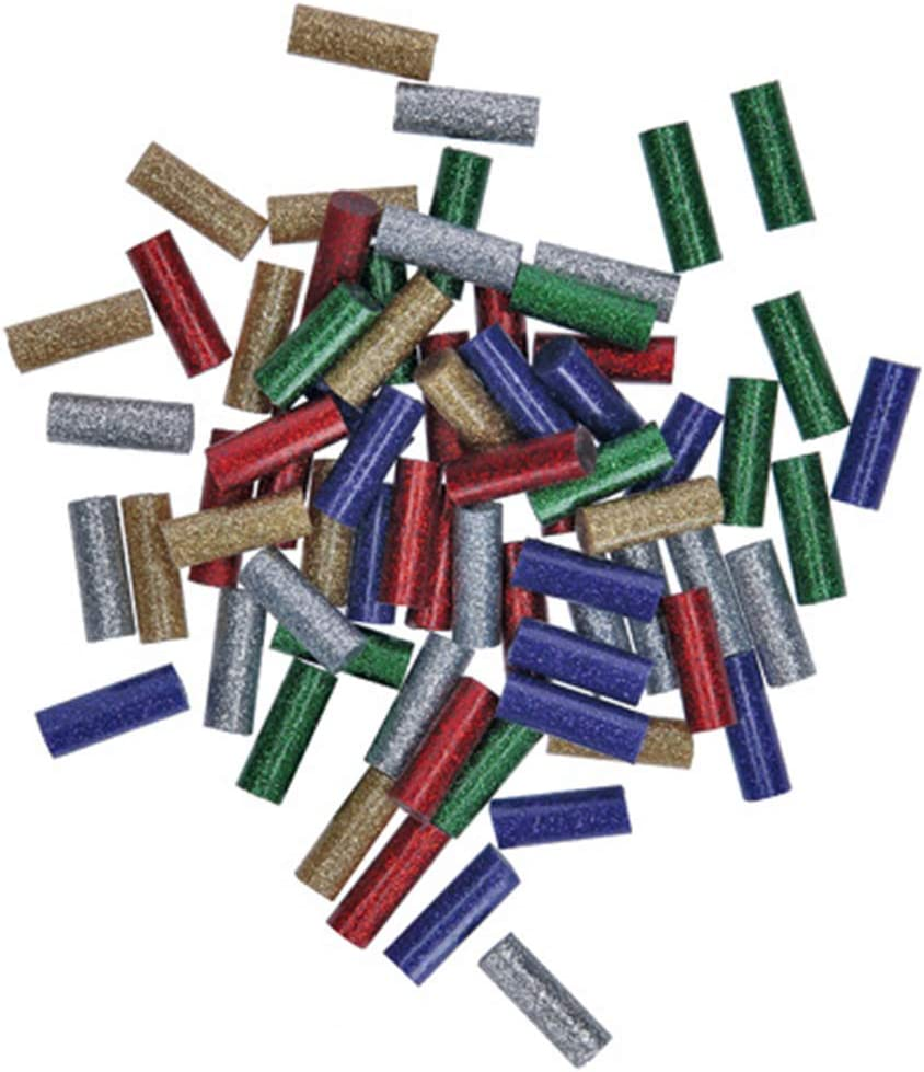 Bosch Barritas de pegamento de purpurina 70 unidades (barras de pegamento de purpurina, accesorio para pegar Gluey)