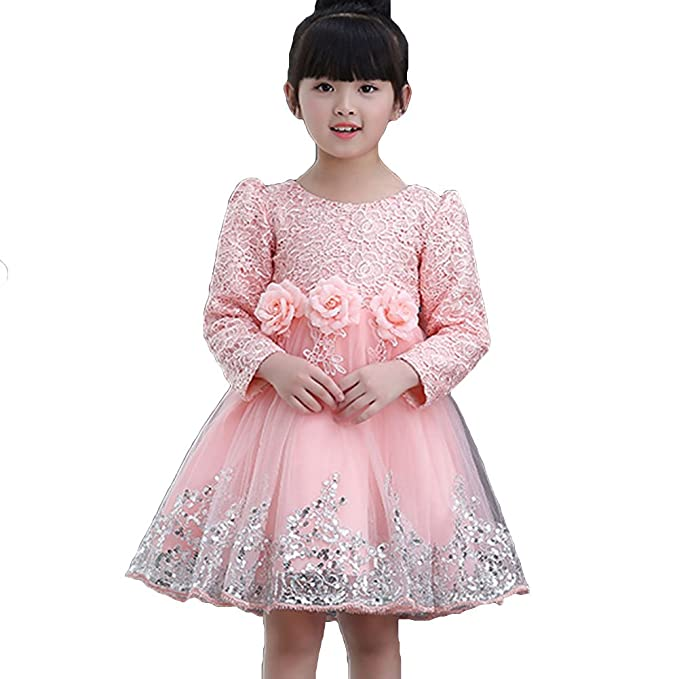 Vestidos Princesas Vestidos Niñas Flores - Vestidos Tutú Vestidos ...