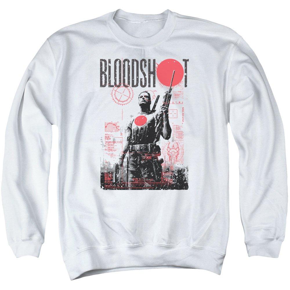 Bloodshot - Herren Death By Tech Sweater