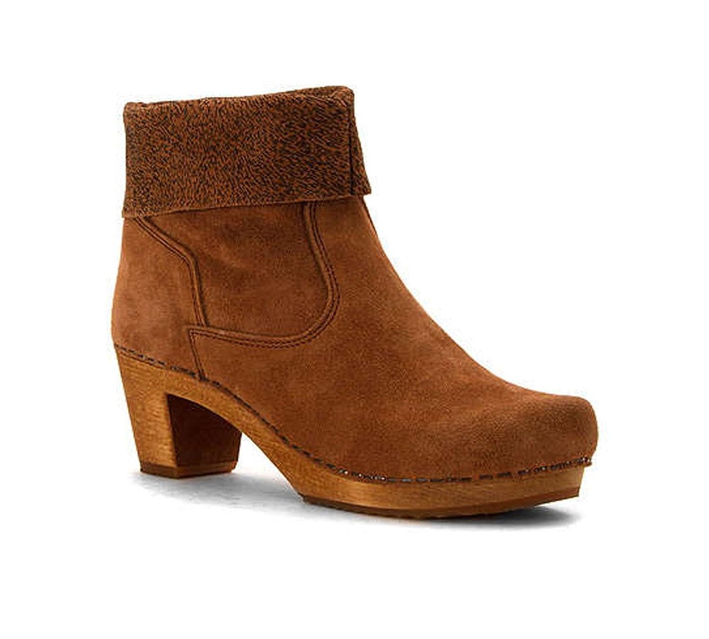 Sanita Women's Wood Kersti Square Boot