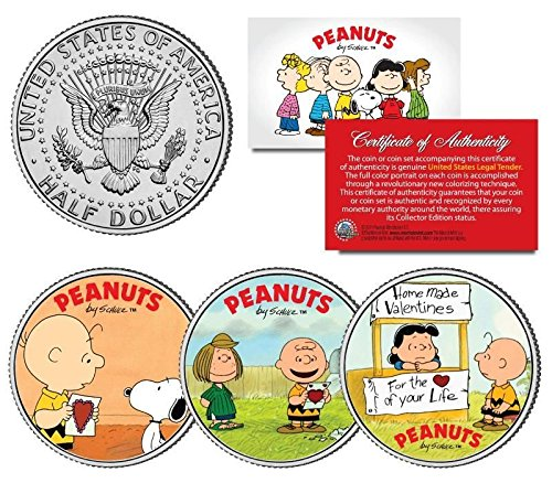 PEANUTS SNOOPY & CHARLIE BROWN/LUCY & PATTY VALENTINES