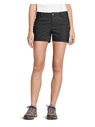5d278676fc Eddie Bauer Women's Horizon Cargo Shorts at Amazon Women's Clothing ...