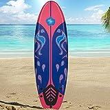 Surfboard 6' Foamie Board Surfboards Surfing Surf Beach Ocean Body Boarding