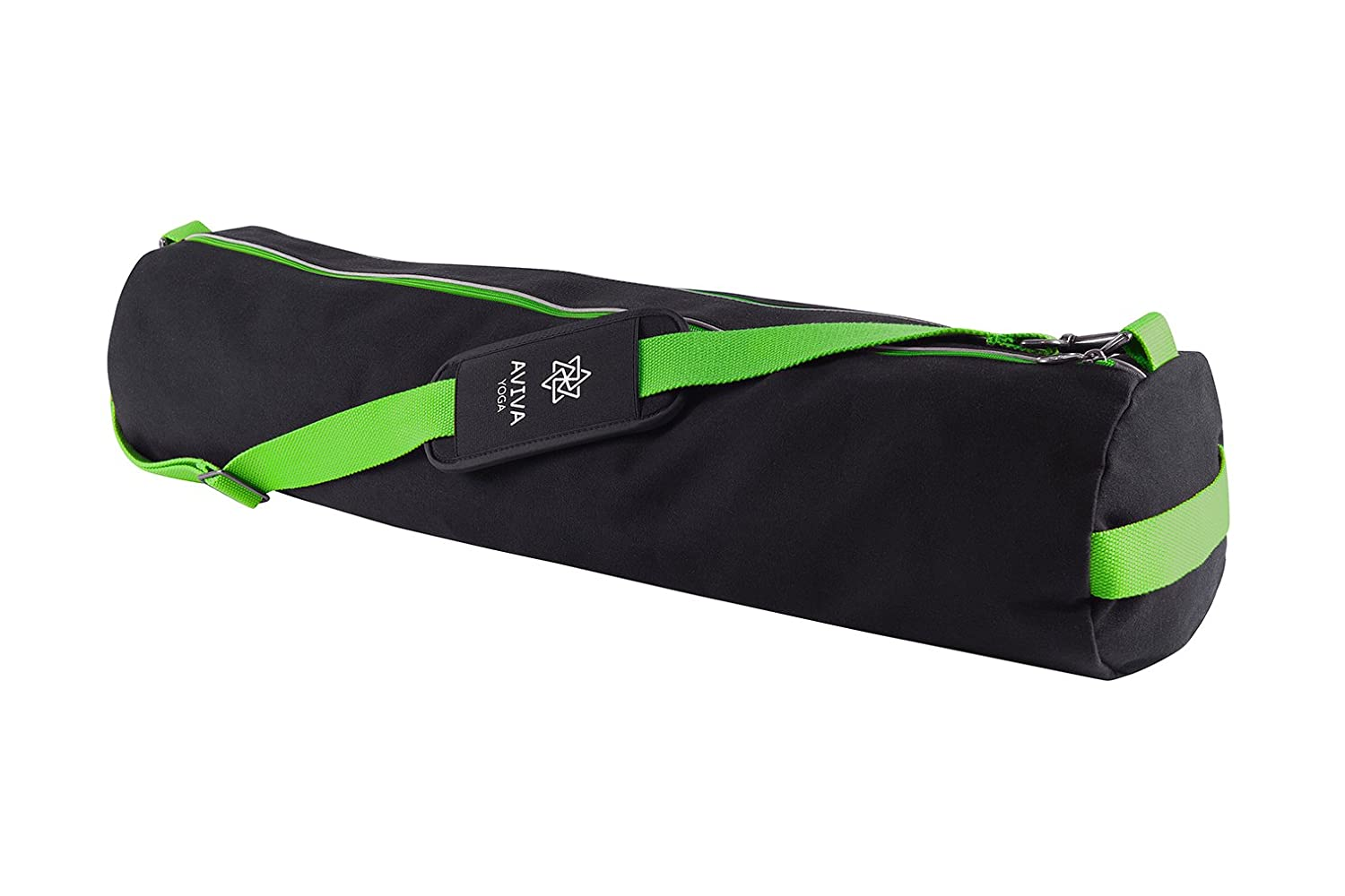 31b67678952f Yomad Yoga Mat Bag by AVIVA YOGA - Black Extra Large