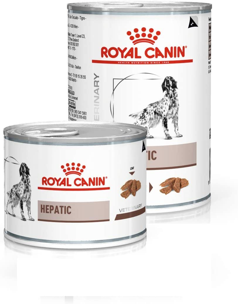 Diet Canine Wet Hepatic (12 x 420 gr): Amazon.es: Productos para mascotas