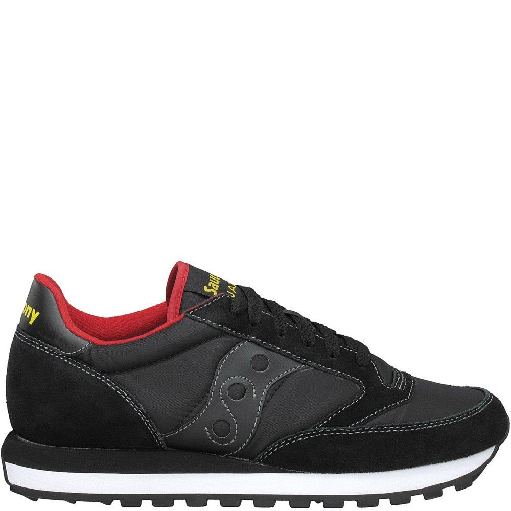 MultiCouleure (noir   rouge) Saucony Jazz Original S2044-251, Chaussures de Tennis Homme 45 EU