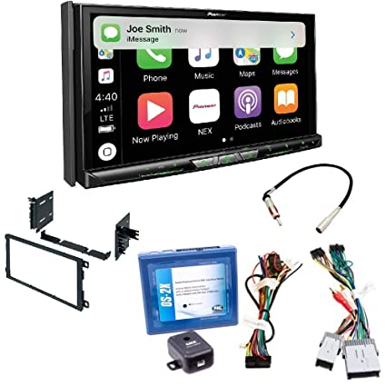 Amazon com: Pioneer Double Din Radio Install Kit with GPS