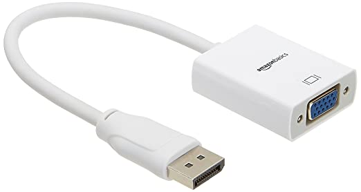 AmazonBasics Adapter, Display-Port auf VGA