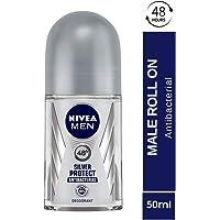 Nivea Men Silver Protect Roll On, 50ml