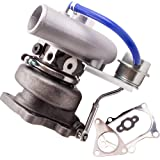 maXpeedingrods TD05 Turbocharger for Subaru Impreza WRX STI EJ20 EJ25 Water And Oil TD05-20G
