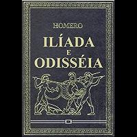 Ilíada e Odisséia (2 em 1, Edição ilustrada)